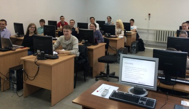 Summer school for developers, 2015